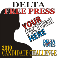 Delta Votes 2010 By-election