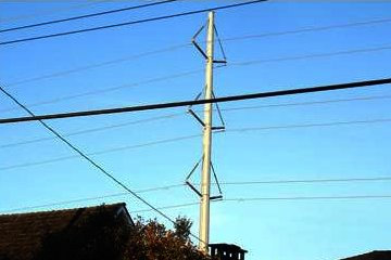 Controversial High Voltage Powerlines in Tsawwassen